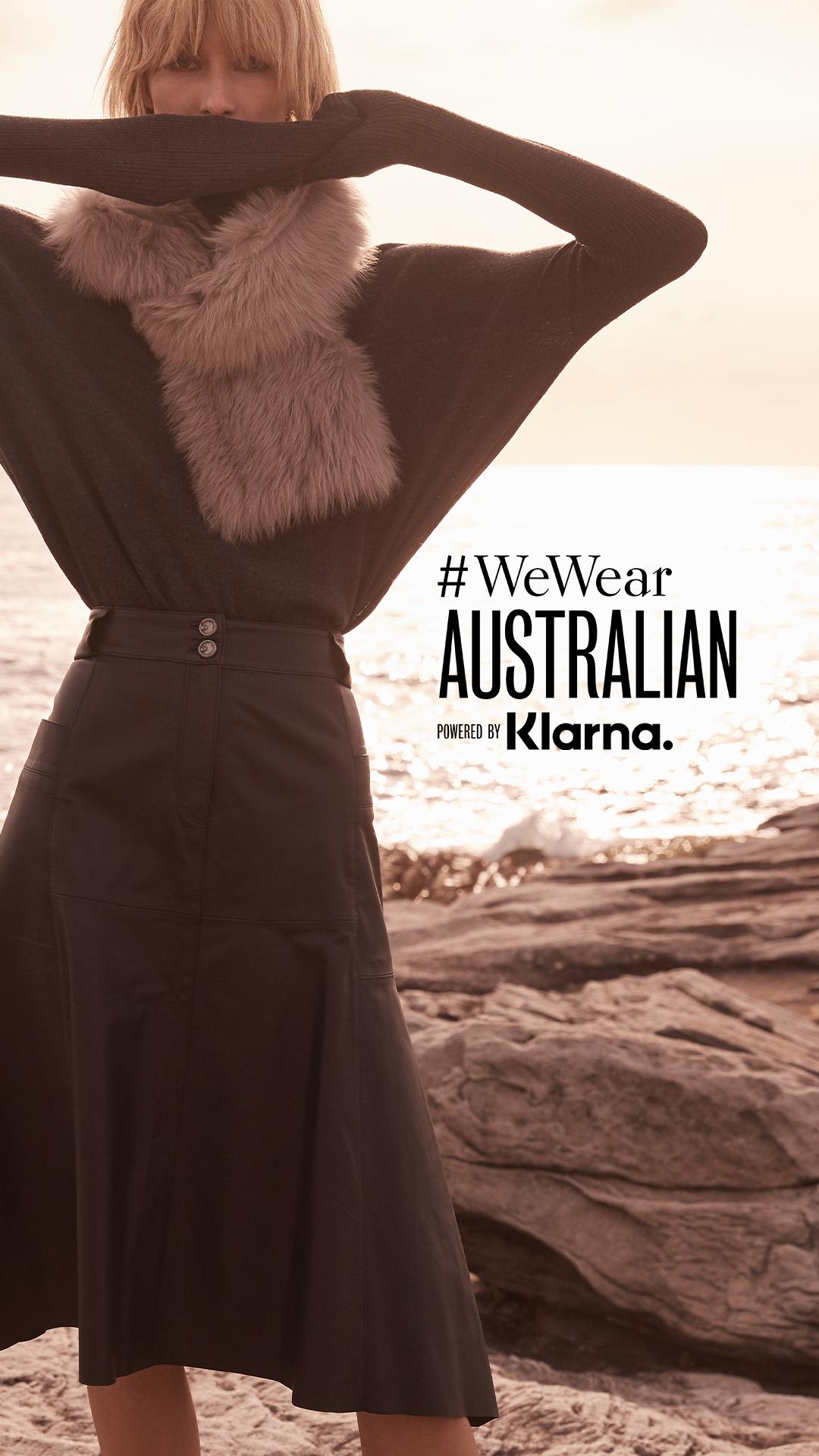 We Wear Australian